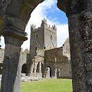 Jerpoint Abbey by Irish-Nostalgia