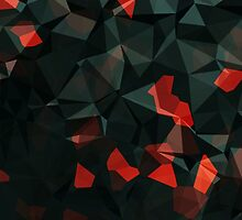 Abstract Geometric Art by CharlesPerrault