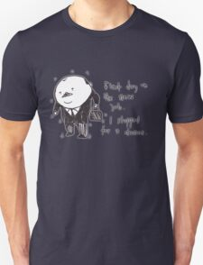 Charles the business man Unisex T-Shirt