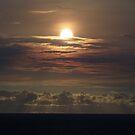 Pastel-Colored Sunset I - Puesta Del Sol De Colores Pastel by Bernhard Matejka