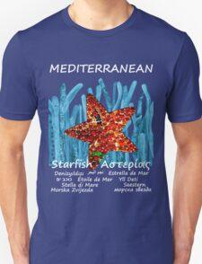 MEDITERRANEAN STARFISH Unisex T-Shirt