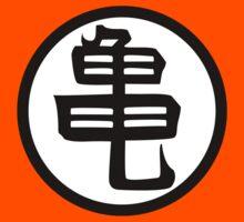 Goku Kanji Symbol by soulthrow
