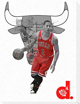 Derrick rose by Viral5