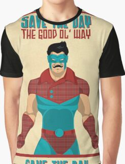Save the day #2 Graphic T-Shirt