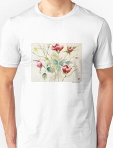 Grouping of Roses T-Shirt