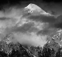 Kamnik Alps by Ian Middleton