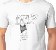 Dyolf and his Sweater Unisex T-Shirt