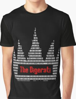 The Digerati artwork Graphic T-Shirt