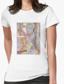 Neighborhood Womens Fitted T-Shirt