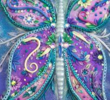 Dreams - Intricate Butterfly Sticker