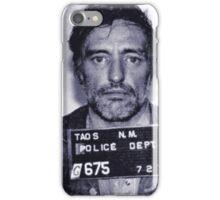 Mugshot Collection - Dennis Hopper iPhone Case/Skin