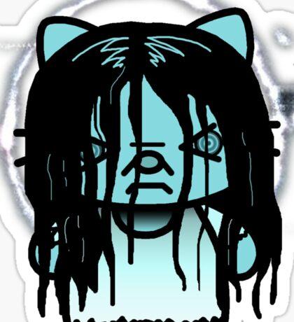 Ring Kitty Sticker