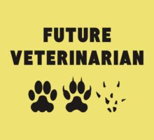 Future Veterinarian One Piece - Short Sleeve