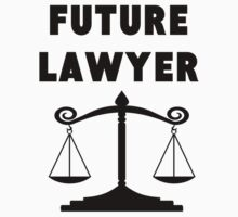 Future Lawyer One Piece - Short Sleeve
