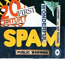21st Century Spam. by - nawroski -