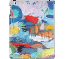 sea songs iPad Case/Skin