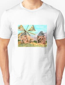 Windmills Unisex T-Shirt