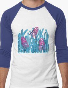 MEDITERRANEAN JELLYFISHES  Men's Baseball ¾ T-Shirt