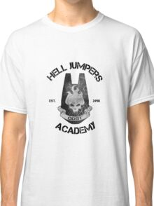 halo hell jumpers academy Classic T-Shirt