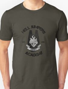 halo hell jumpers academy T-Shirt