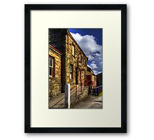 Goathland Ticket Office Framed Print