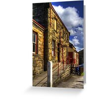 Goathland Ticket Office Greeting Card