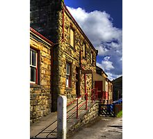 Goathland Ticket Office Photographic Print