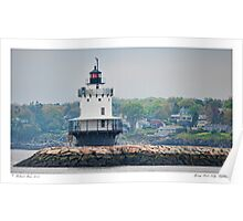 Spring Point Ledge Lighthouse Poster