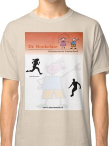 Bonkelaar ontwerp wit Classic T-Shirt