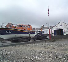 Ramsey Life Boat Station Isle of Man by youmeus