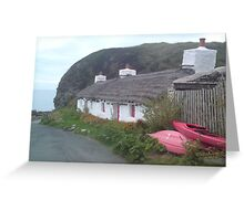 Niarbyl  Isle of Man Greeting Card