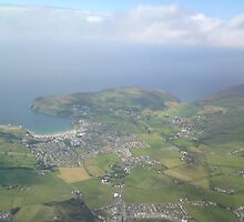 Port Erin From the Air by youmeus