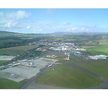 Isle of Man Airport Ronaldsway Photographic Print