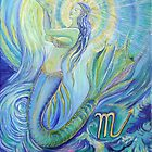 mermaid scorpio by shimaart