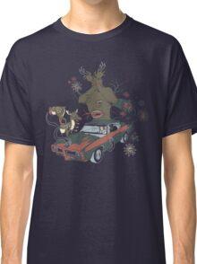 Psilocybe Ride Classic T-Shirt