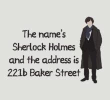Sherlock Holmes by SallyDiamonds