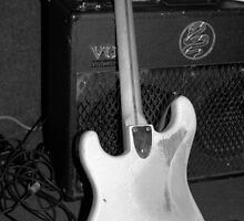 Graham Wood Drout's Strat by AnalogSoulPhoto