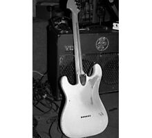 Graham Wood Drout's Strat Photographic Print