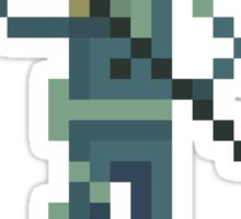 Metal Gear's - Solid Snake Sticker