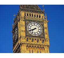 Big Ben 1 Photographic Print