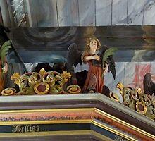 17th Century Church Angels by HELUA