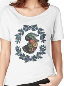 The Bunny Women's Relaxed Fit T-Shirt