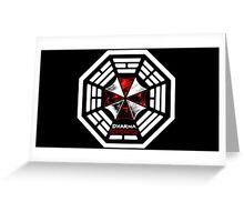 Dharma Corporation Greeting Card