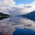 """""""Loch Ness"""", Scotland by globeboater"""