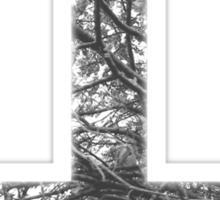 invert nature  Sticker