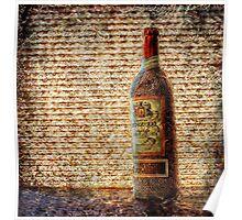 El Vino Dulce Poster