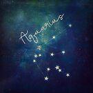 Aquarius by Sybille Sterk