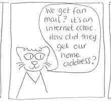 Fan Mail by Tummytickle