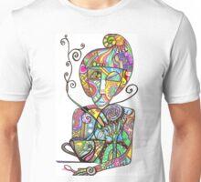 Drinking Tea Unisex T-Shirt