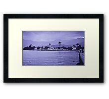 Brasil 13 Framed Print